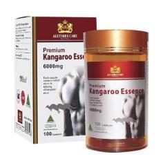 Chỗ nào bán Viên uống tăng cường sinh lực nam giới Alltimes Care Kangaroo Essence 6000mg 100 viên