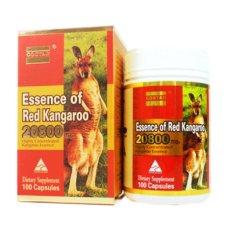 Giá Niêm Yết Viên uống tăng cường sinh lý nam Costar Kangaroo hộp 100 viên