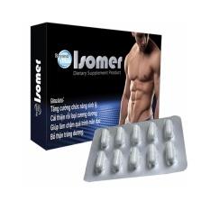 Viên uống tăng cường sinh lý và thể lực nam – ISOMER