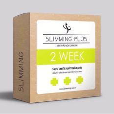 Viên uống thảo dược SLIMMING PLUS giảm cân hiệu quả an toàn (liệu trình 14 ngày)