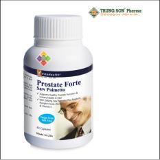 Vitahealth Prostate Forte – Viên uống hỗ trợ điều trị phì đại tuyến tiền liệt