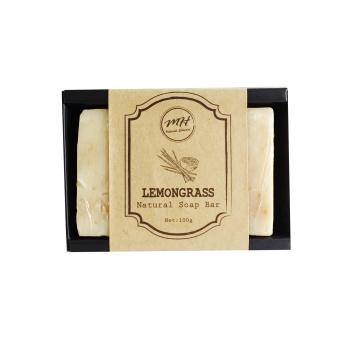 Xà Bông Tắm Xả Chanh MH Natural Skin Care (100g)