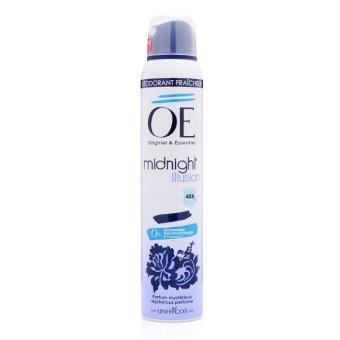 Xịt khử mùi OE Deodorant Midnight illusion 200ml - 10288610 , OE600HBAA1HQGZVNAMZ-2391298 , 224_OE600HBAA1HQGZVNAMZ-2391298 , 180000 , Xit-khu-mui-OE-Deodorant-Midnight-illusion-200ml-224_OE600HBAA1HQGZVNAMZ-2391298 , lazada.vn , Xịt khử mùi OE Deodorant Midnight illusion 200ml