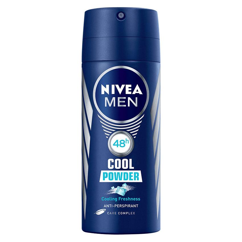 Tư vấn mua Xịt ngăn mùi NIVEA MEN mát lạnh khô thoáng tức thì 50ml