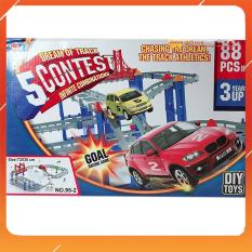 Đồ Chơi Noel – Tốc Độ Đường Ray Oto – Đồ Chơi Trẻ Em Toy Mart