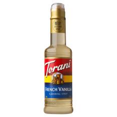 Torani Vanilla Pháp – French Vanilla Syrup 375ml