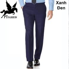 Quần tây nam trung niên vải dày bền đẹp được dệt hoàn toàn từ sợi Cotton size 50-87kg [Nhã Phương]
