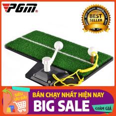 Thảm tập Golf Swing Mat chính hãng PGM (tặng kèm tee và bóng nhựa)