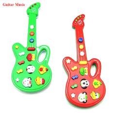 [HCM]Đồ chơi mô hình đàn nhạc guitar dùng Pin – Giới hạn 1 sản phẩm/khách hàng