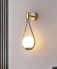 Đèn tường EKEY kiểu dáng sang trọng, hiện đại – kèm bóng LED chuyên dụng.