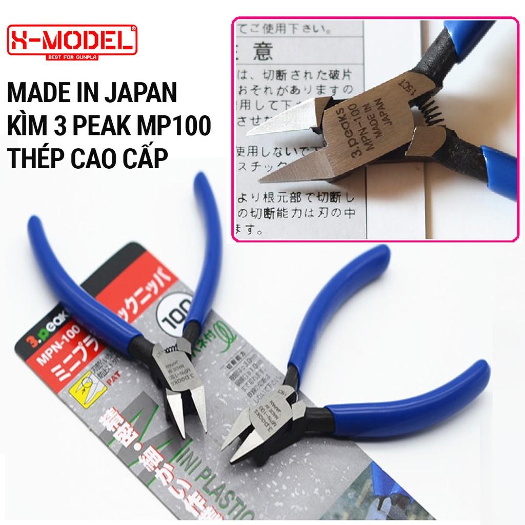 Kềm Cắt Gundam Dụng Cụ Làm Mô Hình Gundam Kìm cắt Gundam X-MODEL 3PEAK MP100 cho Đồ Chơi Lắp Ráp...