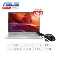 [Trả góp 0%]Laptop ASUS X509FJ-EJ153T i5-8265U/4GB/1TB HDD/MX230/15″ FHD/Win10 + (12/5 – 30/6 Cơ hội mua Combo deal shock Chuột Gaming ASUS M3