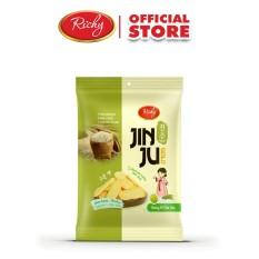 Bánh gạo JINJU RICHY vị cốm sữa hsd lên đến 10 tháng Richy