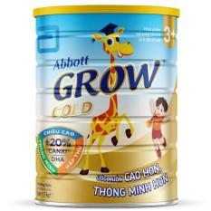 Sữa bột Abbott Grow Gold 3+ 17kg (3 – 6 tuổi), sản phẩm tốt, chất lượng cao, cam kết như hình, độ bền cao, xin vui lòng inbox shop để được tư vấn thêm về thông tin