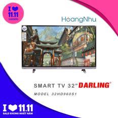 Smart TV Darling 32 inch 32HD960S 32HD960S1 (HD Ready TV thông minh Tích hợp truyền hình KTS) – Bảo hành 2 năm