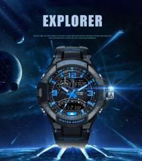 Đồng hồ thể thao nam chống nước phong cách thời trang Smael 146836 Blue Bảo hành 12 tháng