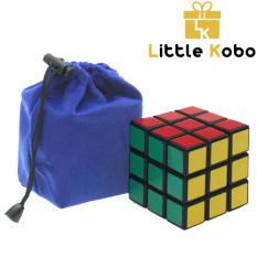 Túi Đựng Rubik Dây Rút Vải Nhung Cho Rubik 2×2 3×3 4×4 5×5