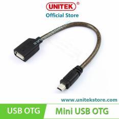 [UNITEK STORE] Cáp usb OTG Chuyển Micro USB sang USB 2.0 Unitek