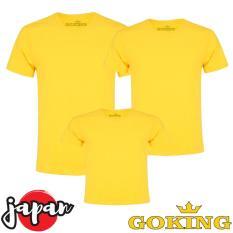 GOKING – Áo thun thoát nhiệt Nhật Bản cho gia đình, bé trai và bé gái, giá cho 1 áo