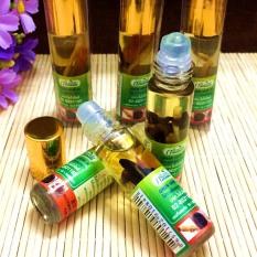 Dầu Nhân Sâm Ginseng Green Herb Oil Thái Lan 8ml loại thường – Tinh dầu