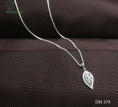 Dây chuyền nữ bạc 925 mặt LÁ cực đẹp -DM374