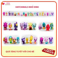 ( XẢ KHO MUA 1 TẶNG 1) Đồ chơi thú hatchimals (1 con) chất liệu an toàn cho bé hàng VNXK
