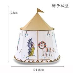 Lều thổ dân, Lều bóng, Lều vải, Lều trẻ em siêu đẹp cho bé, vải dù dày dặn, chắc chắn