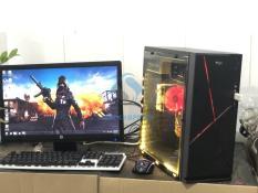 PC chơi game A8 6600k 3.9Ghz/ Ram 8G/ Vga 4G/ Hdd 250G/ Case nguồn/ phím chuột LED (như hình) – Bảo hành 3 tháng