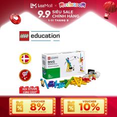 Đồ chơi trẻ em STEAM (*) LEGO Education BricQ 2000471 cho bé từ 6 -10 tuổi