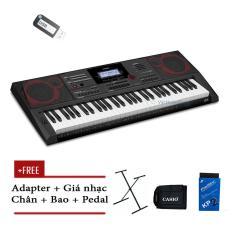 Đàn Organ Casio CT-X5000 tặng USB + Chân + Bao + Pedal ( CTX5000 ) – Việt Hoàng Phong