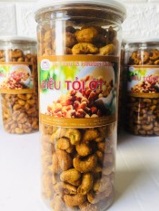 Hạt điều rang tỏi ớt hạt nguyên loại đặc biệt 1kg (2 hộp)