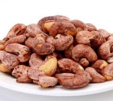 HẠT ĐIỀU RANG MỐI ĐẤT ĐỎ BAZAN ĐỒNG NAI ( GÓI 0.5KG/70K) LOẠI 2 hạt bể nửa