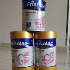 Sữa Frisolac Gold Premature 400g dành cho trẻ sinh non và nhẹ cân ( 0- 6 tháng)