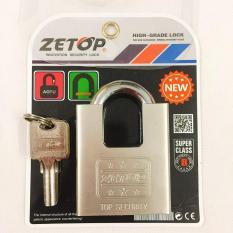 Khoá chống trộm nhà size bự 60mm ZETOP, chống rỉ sét – o khoa chong trom – N003