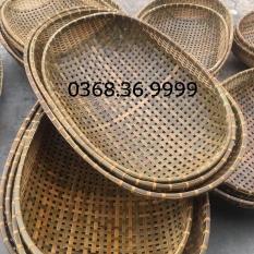 Nôi Tre Nằm Võng KT 55×85 cho tre từ 0-12 tháng (Tặng Vòng Dâu Tằm)