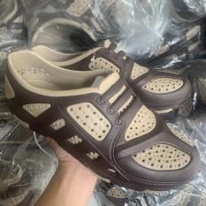 Giày nam siêu bền bao đi mưa đi nắng môi trường khắc nghiệt giá tốt