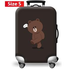 Túi bọc bảo vệ vali -Áo vỏ bọc vali – H19 Size S M L HPValiOEM