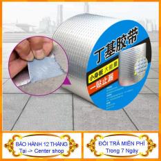 (Loại 10cm Dài 5m) – Băng Keo Siêu Dính chống thấm -Keo dán chống thấm đa năng cho tường, trần nhà, mái tôn, ống nước, bể nước, xô chậu, phao bơi, bể bơi, đồ bơm hơi …vv