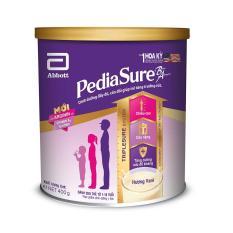 Lon sữa bột Pediasure B/A hương vani 400g