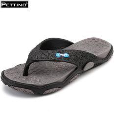 Dép xỏ ngón nam, dép tông nam chống trượt mùa hè, dép kẹp nam cá tính siêu nhẹ PETTINO LLFL03