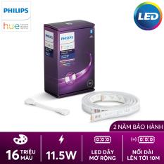 Dây LED Philips Hue Lightstrip bộ mở rộng 1m – Đồng bộ ánh sáng theo nhạc và TV