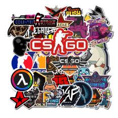 Bộ 50 Hình Dán Sticker CSGO – Sticker Game Navi Liquid Fnatic Nip Astralis