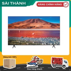 Smart Tivi Samsung 4K 43 inch UA43TU7000KXXV – Điện máy Sài Thành