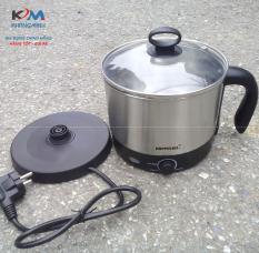 Ca nấu mì cao cấp siêu bền Inox 304 Happy Call MS D02