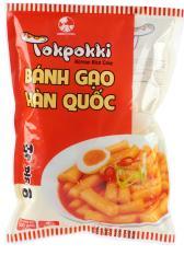 Bánh gạo Topokki vị cay 500g (Gói)Yopokki kèm nước sốt Hóa đơn 199k tặng vỉ kẹo xyliton, Hóa đơn 299k tặng hộp bánh trứng nướng hàn quốc 55k