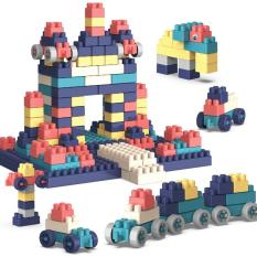 Bộ lego 520 chi tiết cho bé tự lắp ráp theo ý thích