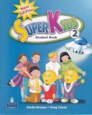 Sách Superkids 2 – SB+ WB/ 2 cuốn