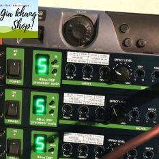 Vang Cơ Lai Số GD GUTIN KM-5FX ( hàng nhập khẩu chính hãng ) – 8 chế độ, chống hú chất âm tuyệt với – Gia Khang electronics
