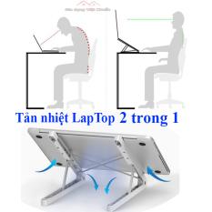 Giá đỡ laptop – Giá đỡ laptop macbook – Giá đỡ ipad – Giá đỡ laptop nhôm – Giá đỡ laptop thông minh – Giá đỡ laptop hợp kim nhôm chất lượng kèm tính năng tản nhiệt SK282