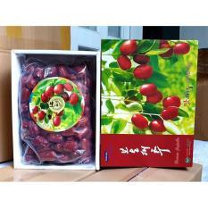 Táo Đỏ Hàn Quốc 1kg mẫu hộp quà